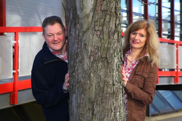 Barbara und Klaus Tolliner