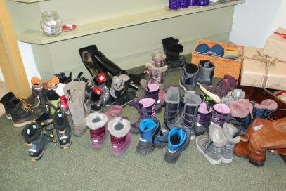 50 Schuhe!